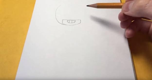 Макс из бравл старс карандашом 1