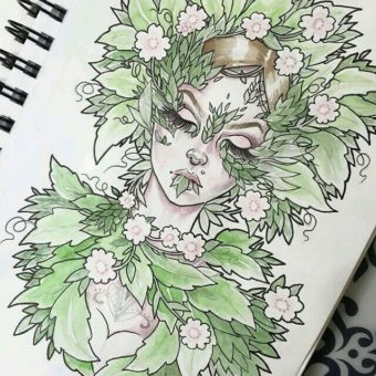 d9ab769db79c4f5e372a699ac1c88771—hipster-drawings-colorful-drawings-min